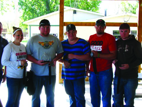 The Connors State College Shotgun Shooting Sports Team recently took second place honors at the Association of College Unions International Central Midwest Conference Championships, held in Pacific, Mo.