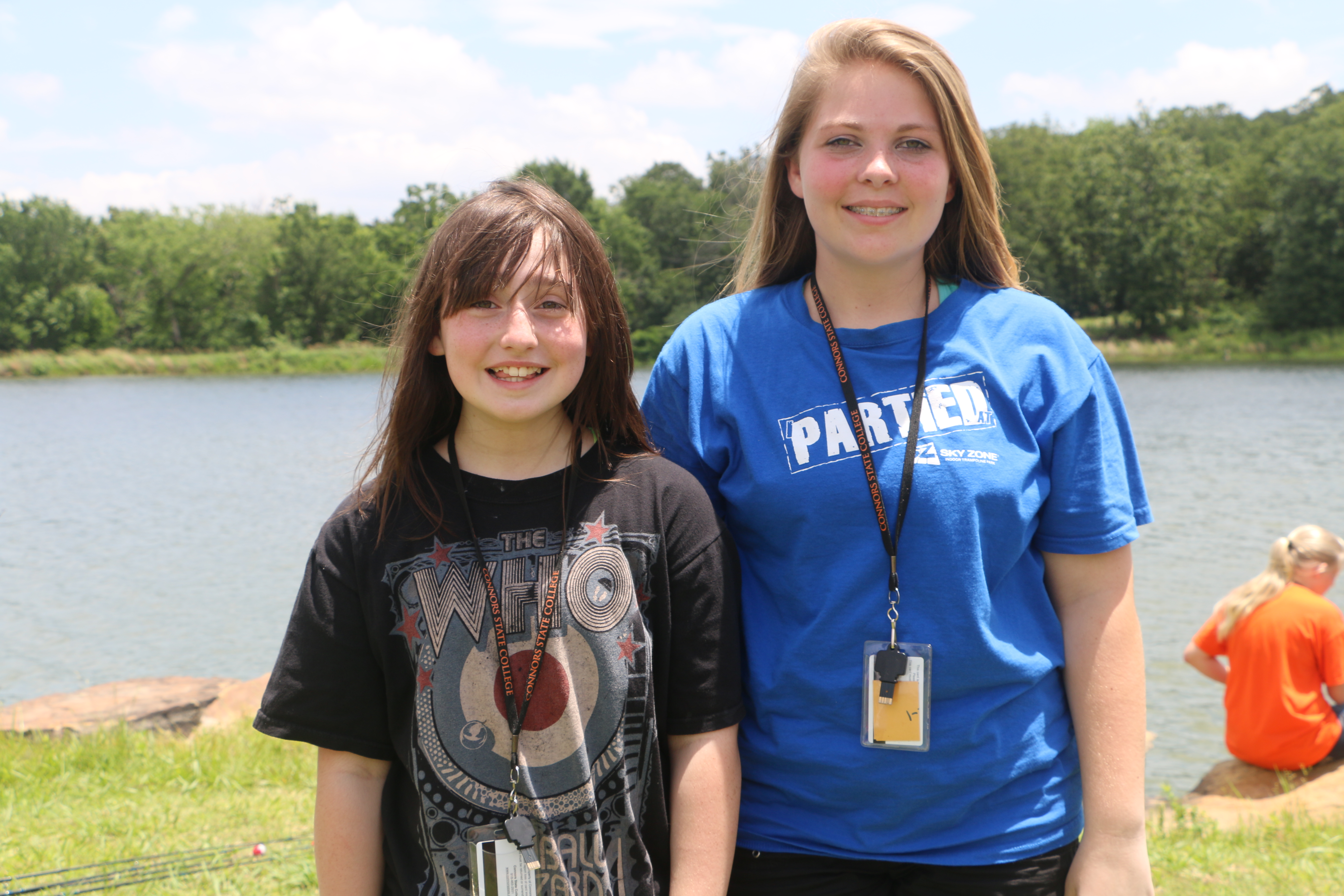 Youth Participate in Connors Wilderness Camp