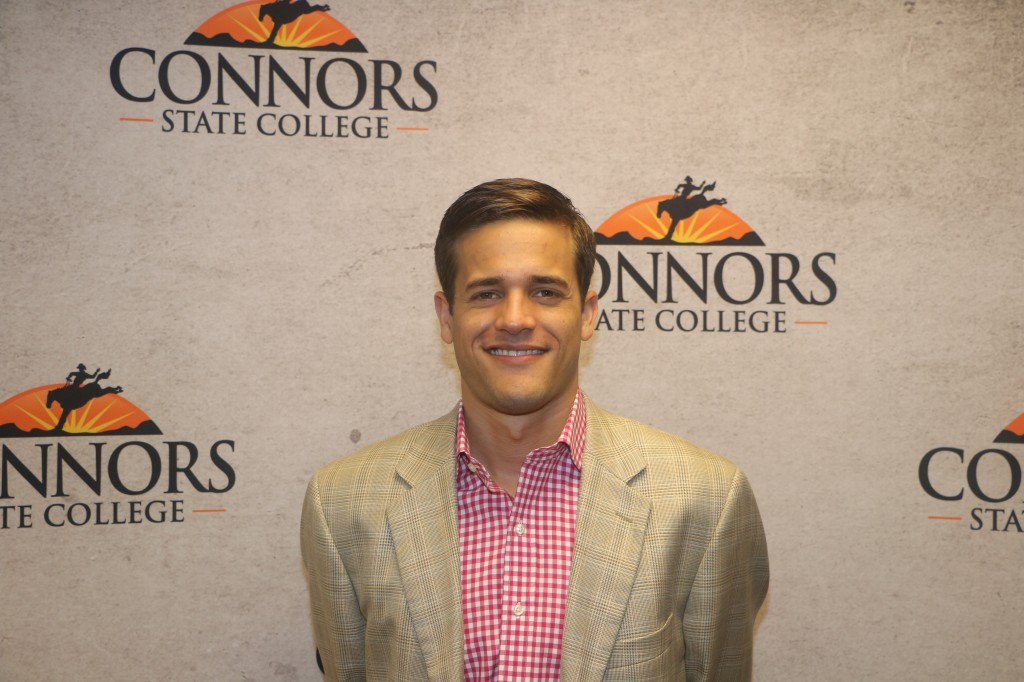 Clint Mefford recently joined Connors State College as head coach of the Livestock Judging team.  Mefford's vast experience in livestock judging make him a valuable addition to the CSC agriculture program.