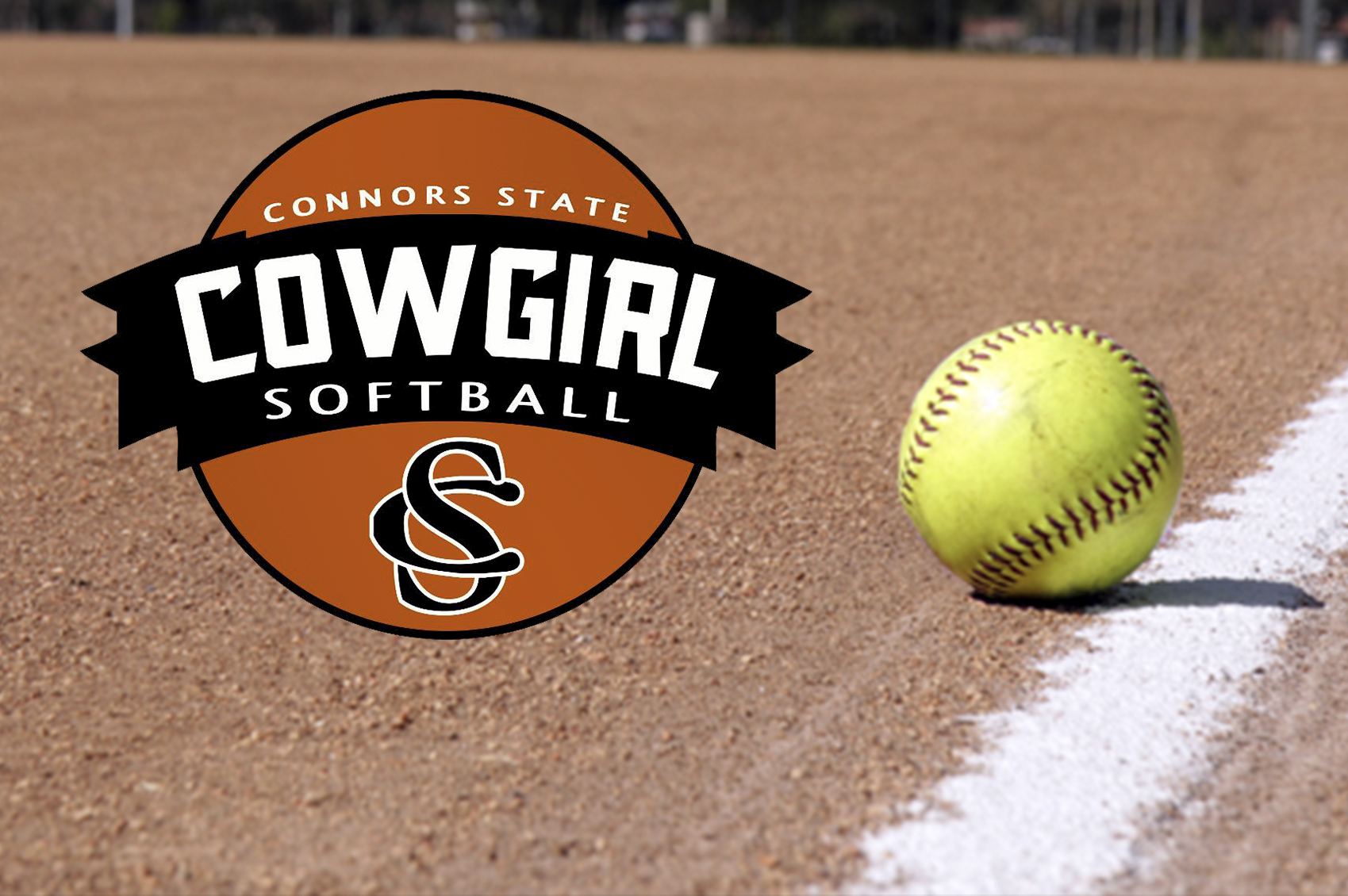 Cowgirl Softball Calender logo
