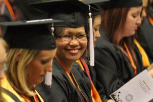 Graduating Student 2