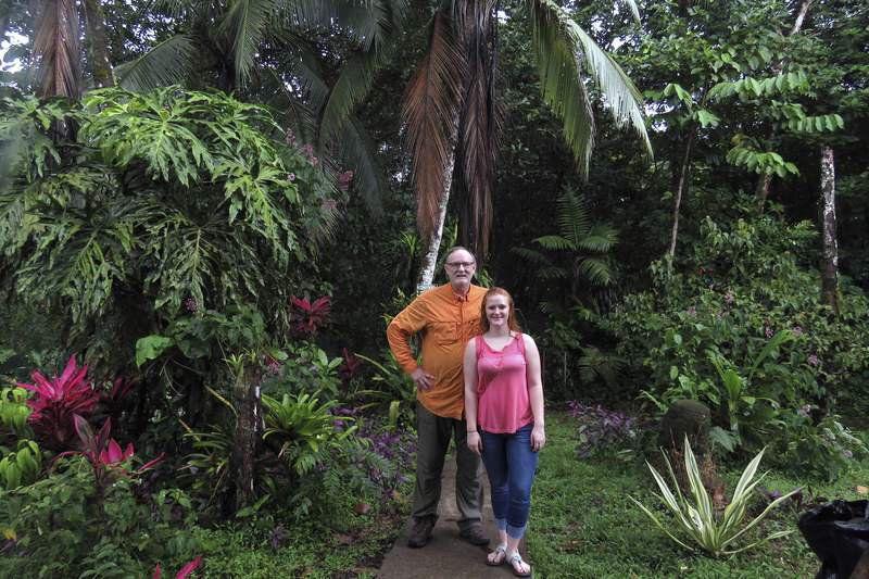 Dr. Grady - Rainforrest